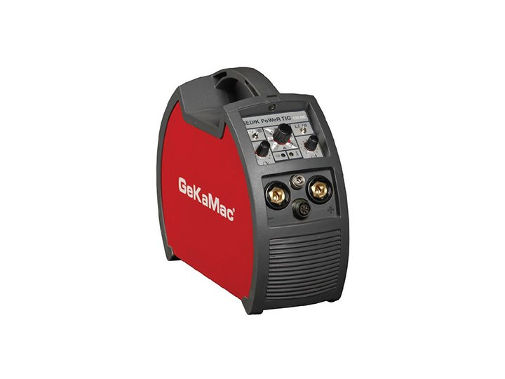 GEKAMAC PoWeR TIG 170 DC