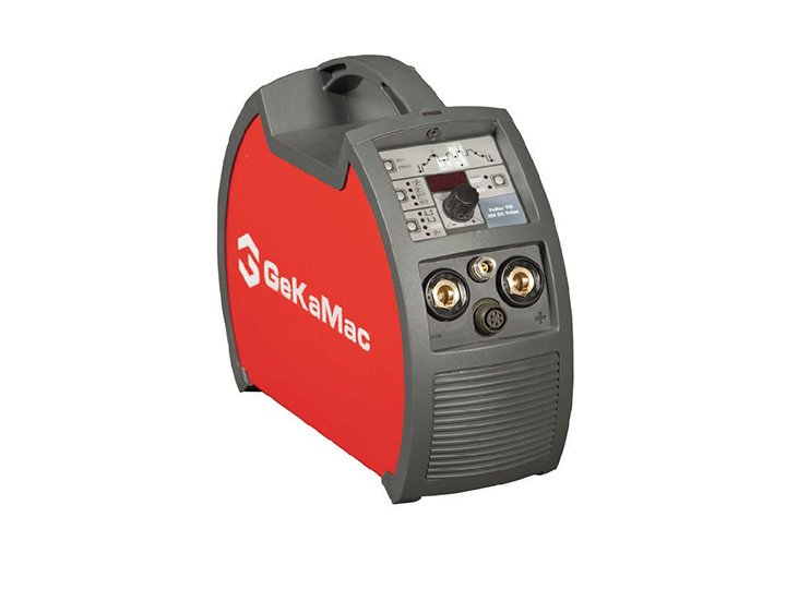 GEKAMAC PoWeR TIG 202 DC