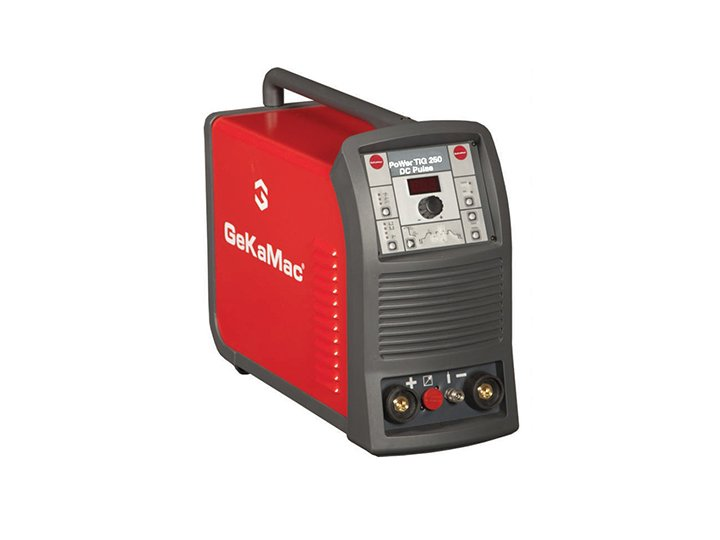 GEKAMAC PoWeR TIG 250 DC Pulse