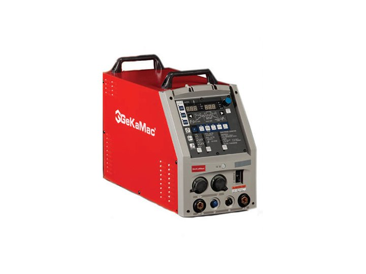 GEKAMAC PoWeR TIG 300 DC Pulse