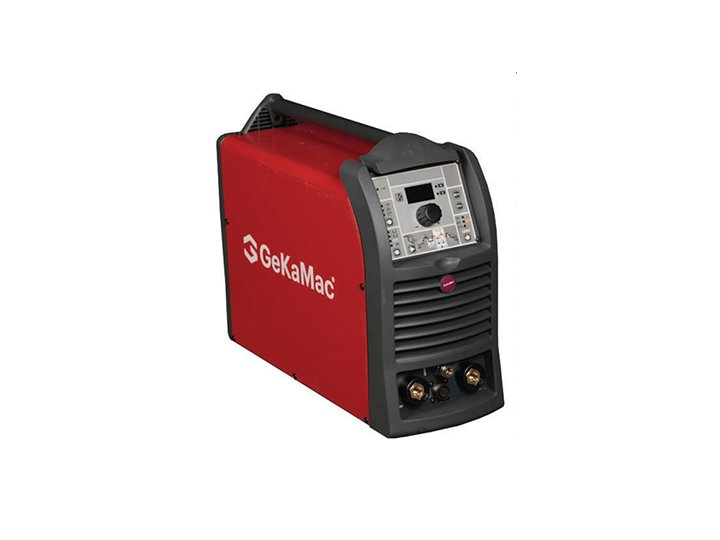 GEKAMAC PoWer TIG 3000 DC Pulse
