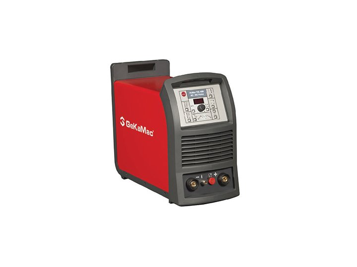 PoWeR TIG 400 AC/DC Pulse